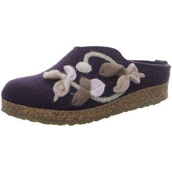 Schuhe Damen Hausschuhe Haflinger 731078 0 90 lila
