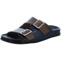 Schuhe Herren Pantoffel The Sandals Factory Must-Haves 6853 braun