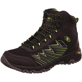 Schuhe Damen Wanderschuhe Brütting Sportschuhe Mount Kimara High 221251 schwarz
