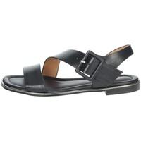 Schuhe Damen Sandalen / Sandaletten Repo 71634-E1 Schwarz