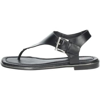 Schuhe Damen Sandalen / Sandaletten Repo 71260-E1 Schwarz