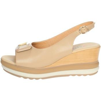 Schuhe Damen Sandalen / Sandaletten Repo 20428-E1 Beige
