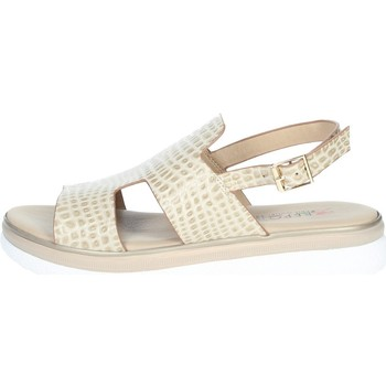 Schuhe Damen Sandalen / Sandaletten Repo 10279-E1 Beige