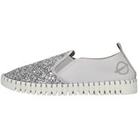 Schuhe Damen Slipper Ska 21PERLAGS6 SILBER