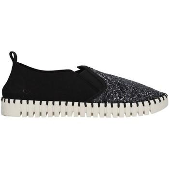 Schuhe Damen Slip on Ska 21PERLAGS6 SCHWARZ