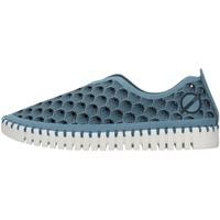 Schuhe Damen Slipper Ska 21OTELLOS6 NAVY BLAU