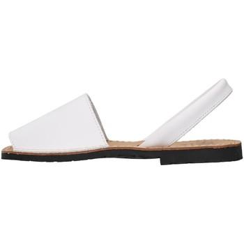 Schuhe Damen Sandalen / Sandaletten Ska 21IBIZADN WEISS