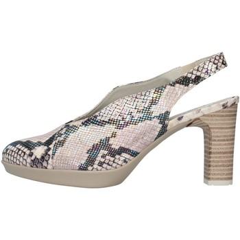 Schuhe Damen Pumps CallagHan 27004 GRAU