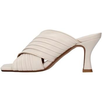 Schuhe Damen Pantoffel Balie' 589 ECRU