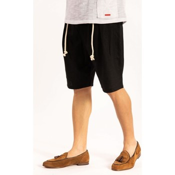 Kleidung Herren Shorts / Bermudas Takeshy Kurosawa  Schwarz