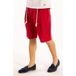 Kleidung Herren Shorts / Bermudas Takeshy Kurosawa  Rot