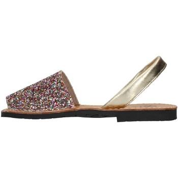 Schuhe Damen Sandalen / Sandaletten Ska 21IBIZADGL GOLD