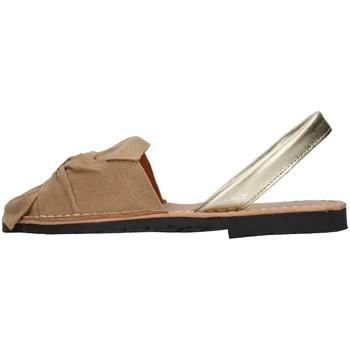 Schuhe Damen Sandalen / Sandaletten Ska 21CARIBEDJL ECRU