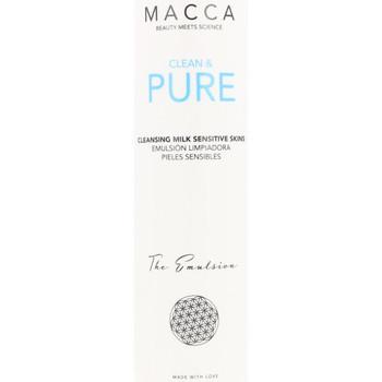 Beauty Gesichtsreiniger  Macca Clean & Pure Cleansing Milk Sensitive Skin  200 ml