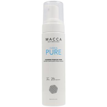Beauty Gesichtsreiniger  Macca Clean & Pure Cleansing Foam Oily Skins  200 ml