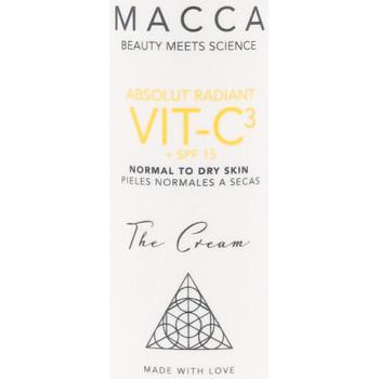 Beauty pflegende Körperlotion Macca Absolut Radiant Vit-c3 Cream Spf15 Normal To Dry Skin  50