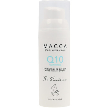 Beauty Anti-Aging & Anti-Falten Produkte Macca Q10 Age Miracle Emulsion Combination To Oily Skin  50 ml