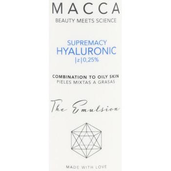 Beauty pflegende Körperlotion Macca Supremacy Hyaluronic Z 0,25% Emulsion Combination To Oily Sk 50