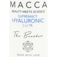 Beauty pflegende Körperlotion Macca Supremacy Hyaluronic Z 1% Booster  30 ml
