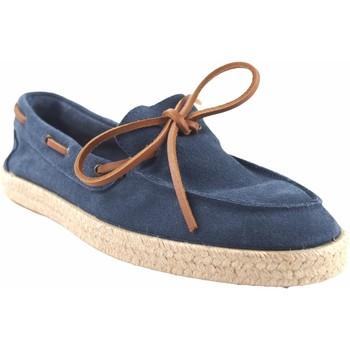 Schuhe Herren Multisportschuhe Calzamur 10071 Cowboy Blau