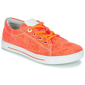 Schuhe Kinder Sneaker Low Birkenstock ARRAN KIDS Orange