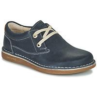 Schuhe Kinder Derby-Schuhe Birkenstock MEMPHIS KIDS Blau