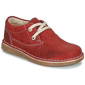 Schuhe Kinder Derby-Schuhe Birkenstock MEMPHIS KIDS Rot