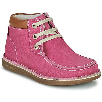Schuhe Mädchen Boots Birkenstock PASADENA HIGH KIDS Rose