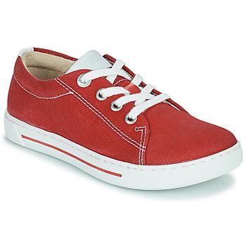 Schuhe Kinder Sneaker Low Birkenstock ARRAN KIDS Rot