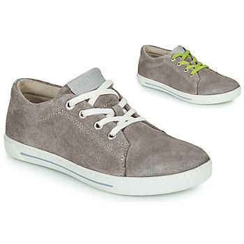 Schuhe Kinder Sneaker Low Birkenstock ARRAN KIDS Grau