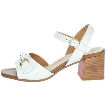 Schuhe Damen Sandalen / Sandaletten Repo 30628-E1 Weiss