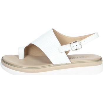 Schuhe Damen Sandalen / Sandaletten Repo 10297-E1 Weiss