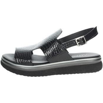 Schuhe Damen Sandalen / Sandaletten Repo 10279-E1 Schwarz