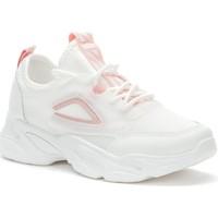 Schuhe Damen Sneaker Low Crosby Weiße Freizeitschuhe Weiß