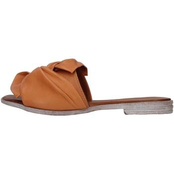 Schuhe Damen Pantoffel Bueno Shoes 21WN5040 LEDER