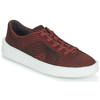 Schuhe Damen Sneaker Low Camper COURB Bordeaux