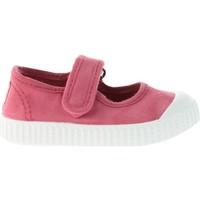Schuhe Kinder Tennisschuhe Victoria Baskets enfant  1915 mercedes toile teintée rose