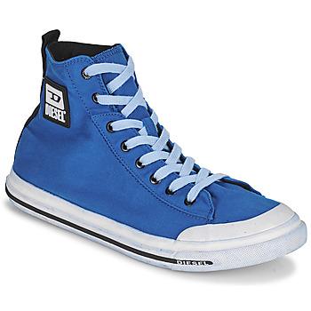 Schuhe Herren Sneaker High Diesel  Blau