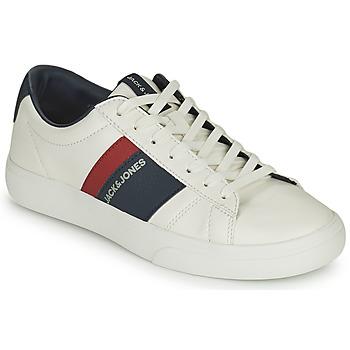 Schuhe Jungen Sneaker Low Jack & Jones MISTRY Weiss