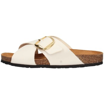 Schuhe Damen Pantoffel Frau 5835 verdrängt  Butter Butter
