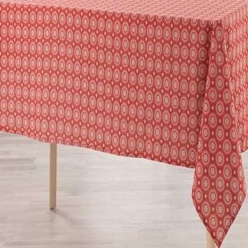 Home Tischdecke Douceur d intérieur DOLKA Rot