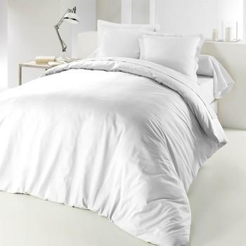 Home Bettbezug Douceur d intérieur LINA Weiß