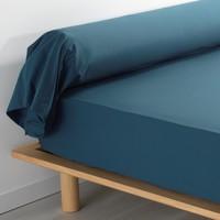 Home Kissenbezug, Kopfkissenrolle Douceur d intérieur PERCALINE Blau