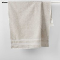Home Handtuch und Waschlappen Douceur d intérieur EXCELLENCE Beige