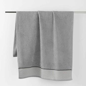 Home Handtuch und Waschlappen Douceur d intérieur BELINA Grau