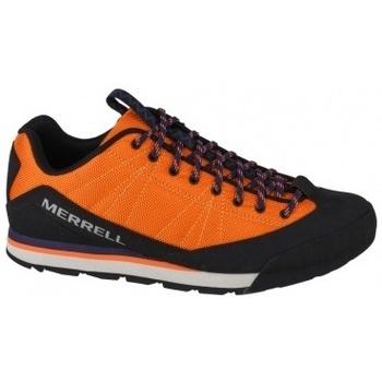 Schuhe Herren Multisportschuhe Merrell Catalyst Storm Orange