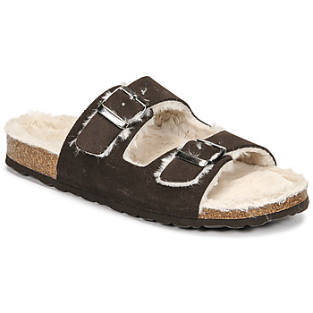 Schuhe Damen Hausschuhe Casual Attitude NEW Schwarz