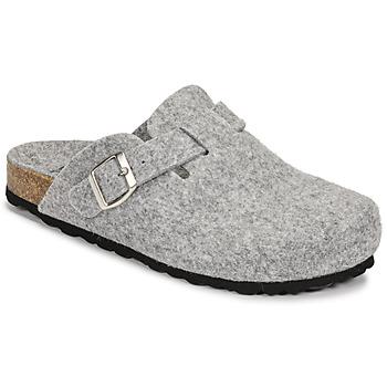 Schuhe Damen Hausschuhe Casual Attitude NEW Grau