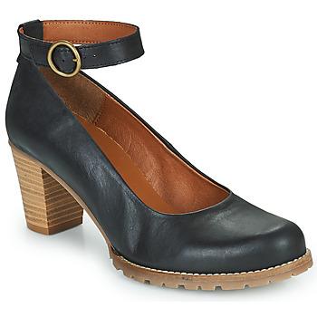 Schuhe Damen Pumps Casual Attitude JALAYELE Schwarz