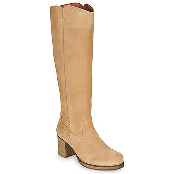 Schuhe Damen Klassische Stiefel Casual Attitude PASTILLE Schwarz